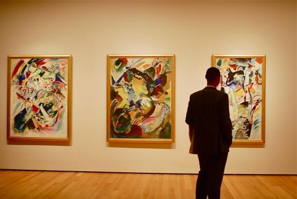 Do you want Kandinsky as your Accountant?